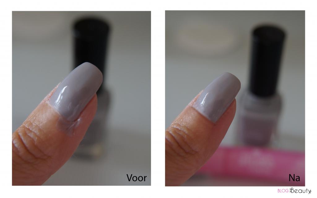 Essence Studio Nails Nail Polish Corrector Pen Resultaat