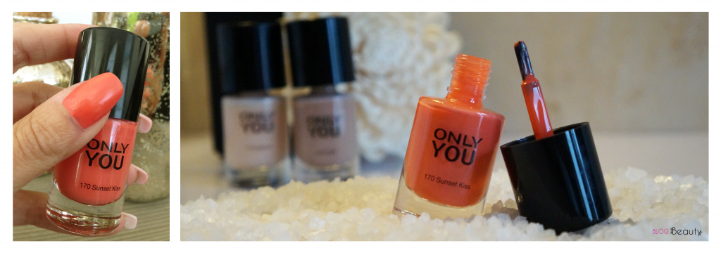 OnlyYou 170 Sunset Kiss Swatches