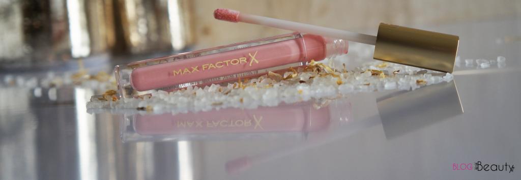 Max Factor Lipgloss Glowing Peach