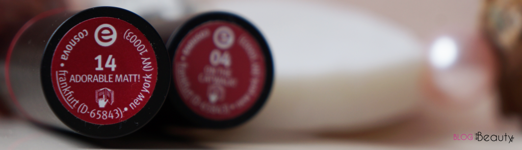 Essence Long Lasting Lipstick 14 Adorable Matt Nummer