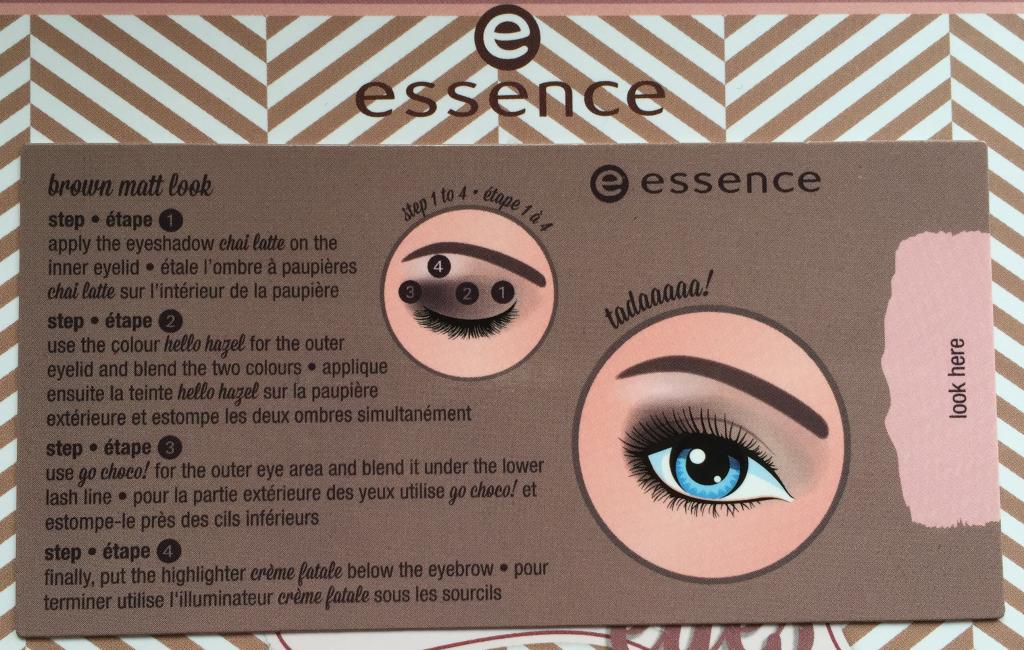 Essence How To Make Matt Eyes Brown Matt Look