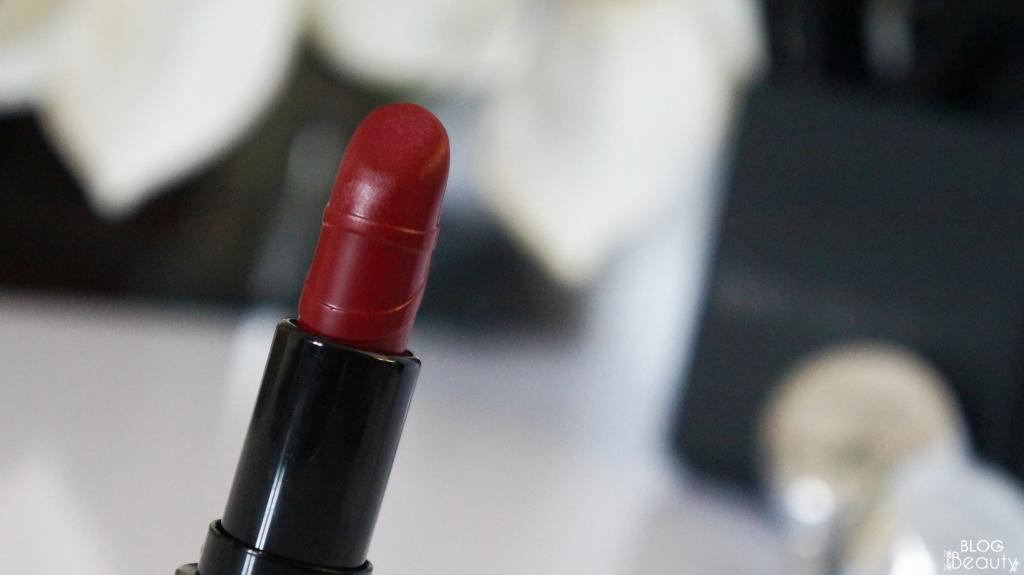 Flormar Revolution Perfect Lipstick Burgundy Mission 5