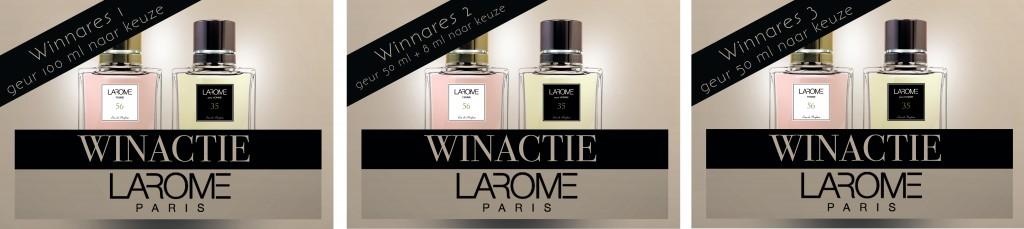 Larome Paris Prijzen
