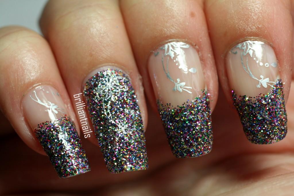 cindy brilliantnails glitter