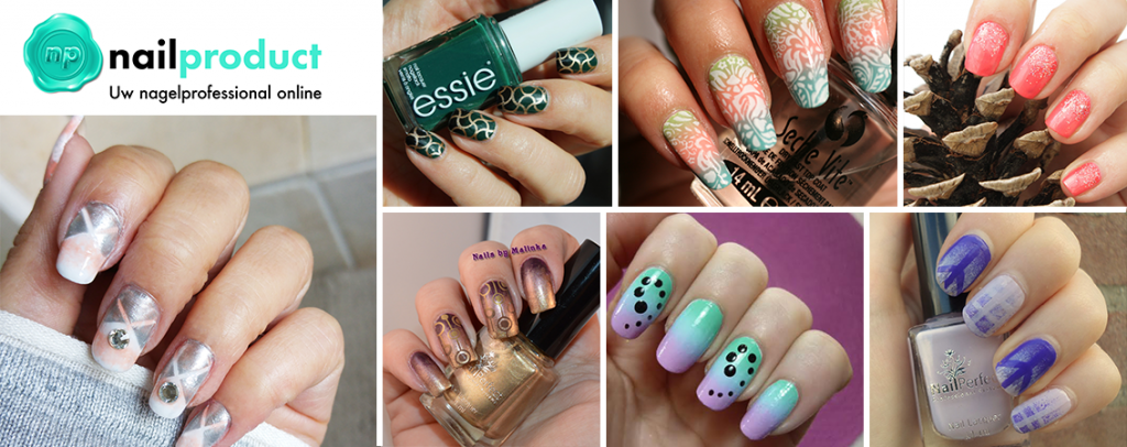 All Nails Collage