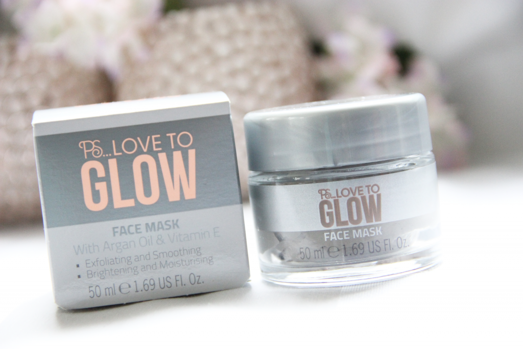 PS love to glow face mask 7