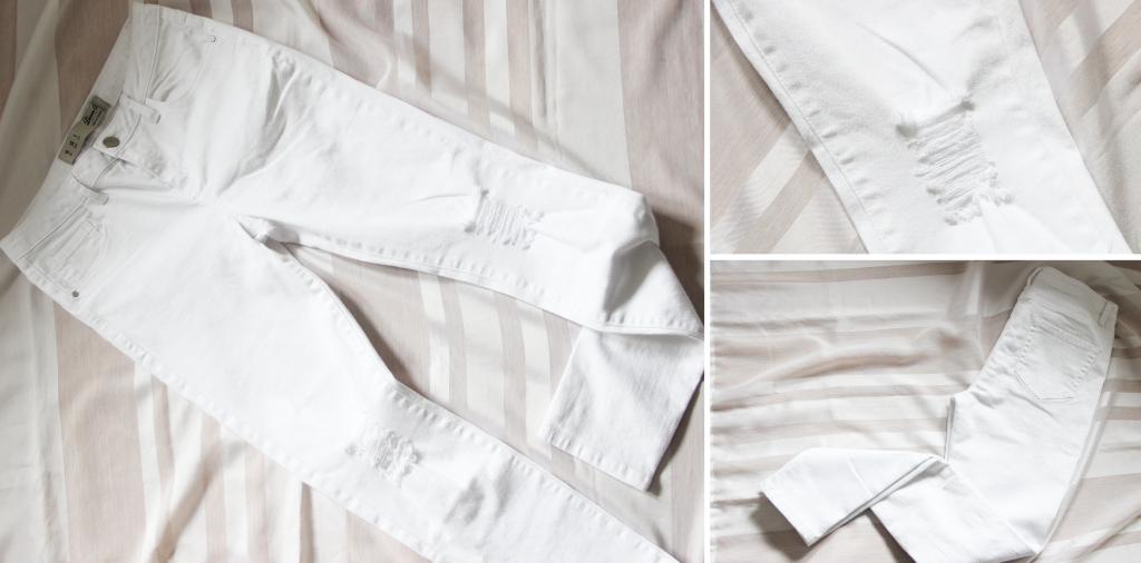 Primark Jeans White