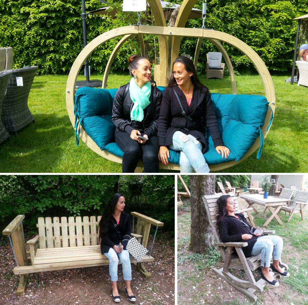 Summer Fair 2016 Rocking Chair