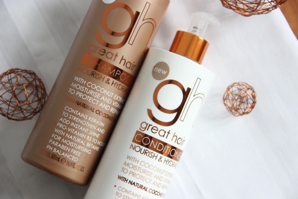 Baylis & Harding   GREAT HAIR   Shampoo en Conditioner 4