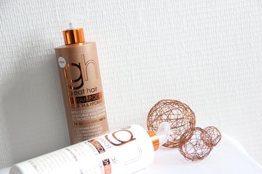 Baylis & Harding   GREAT HAIR   Shampoo en Conditioner 5