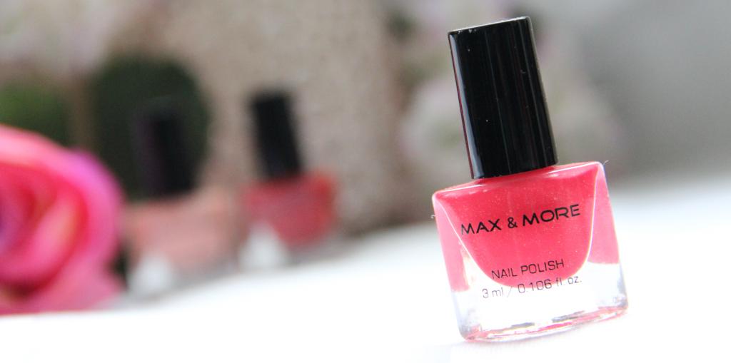 Max & More Pink 1