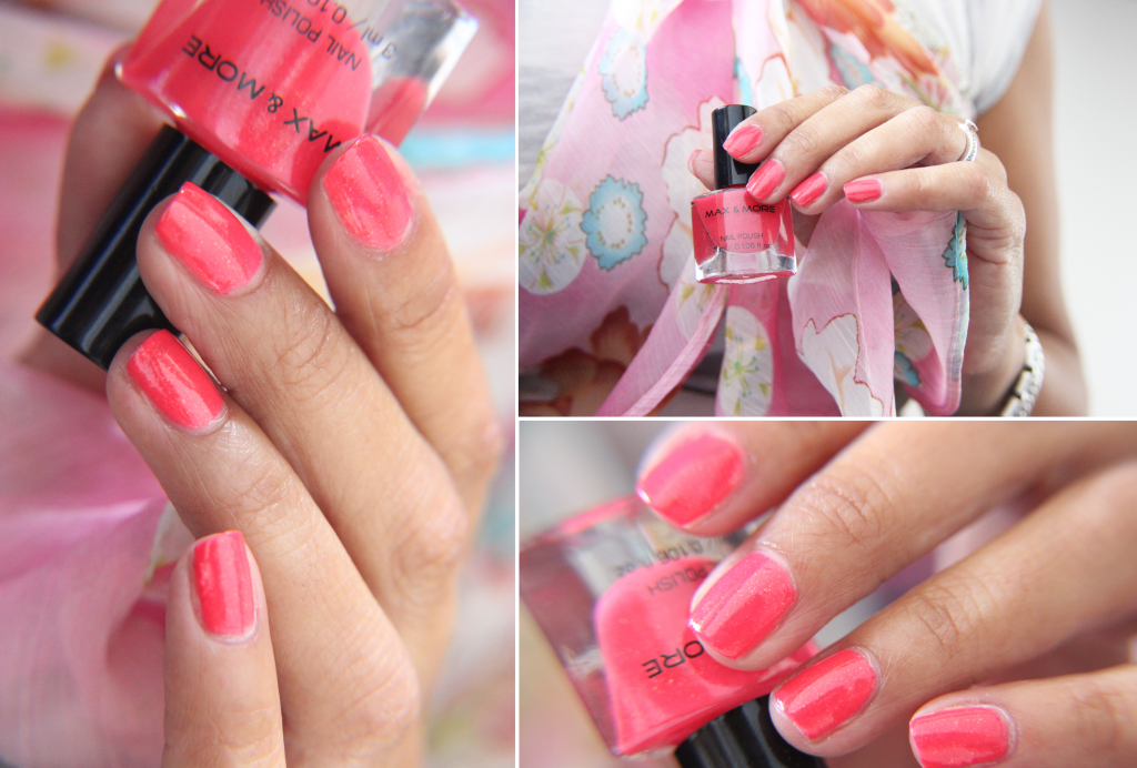Max & More Pink