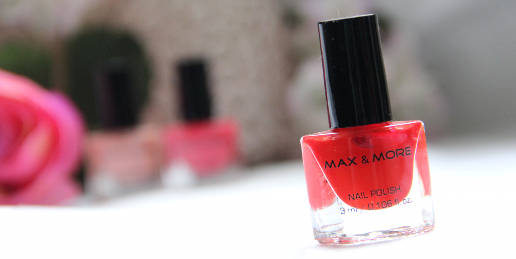 Max & More Rood 1