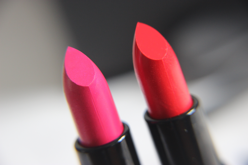 Utusukusy Lippenstift Rood en Roze 6