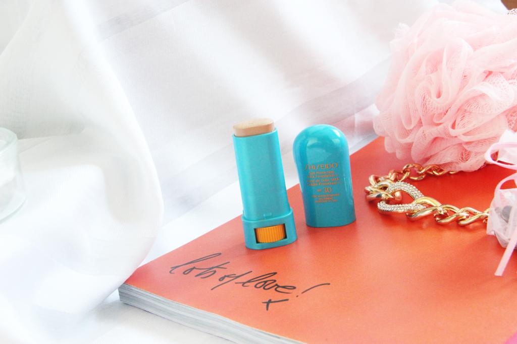 Shiseido SunProtection Stick Foundation 3