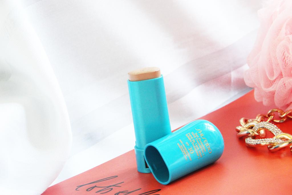 Shiseido SunProtection Stick Foundation 4