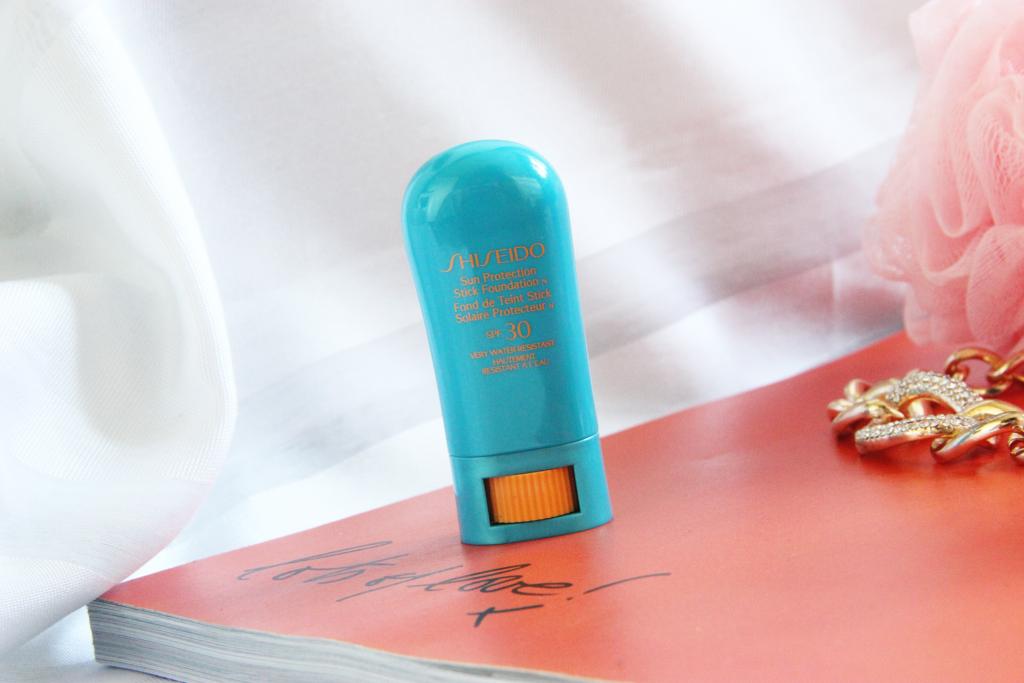 Shiseido SunProtection Stick Foundation 5