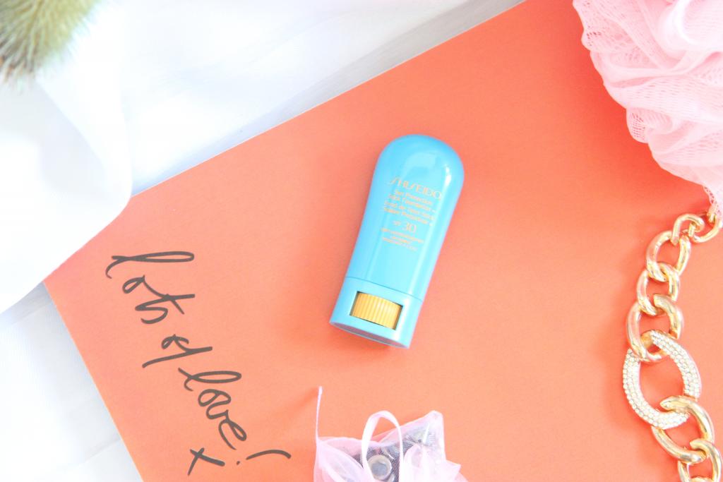 Shiseido SunProtection Stick Foundation 7