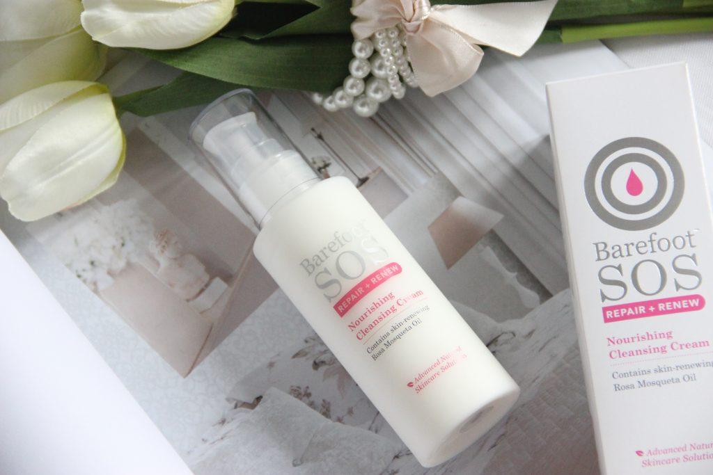 Barefoot SOS Repair & Renew Nourishing Cleansing Cream