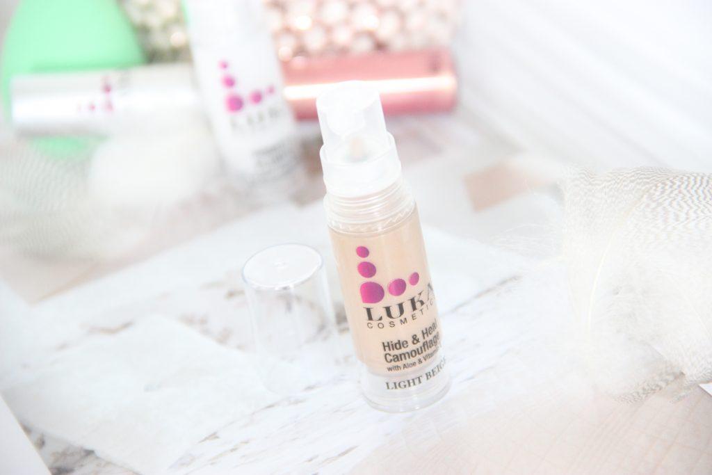 Luka Cosmetics Foundation