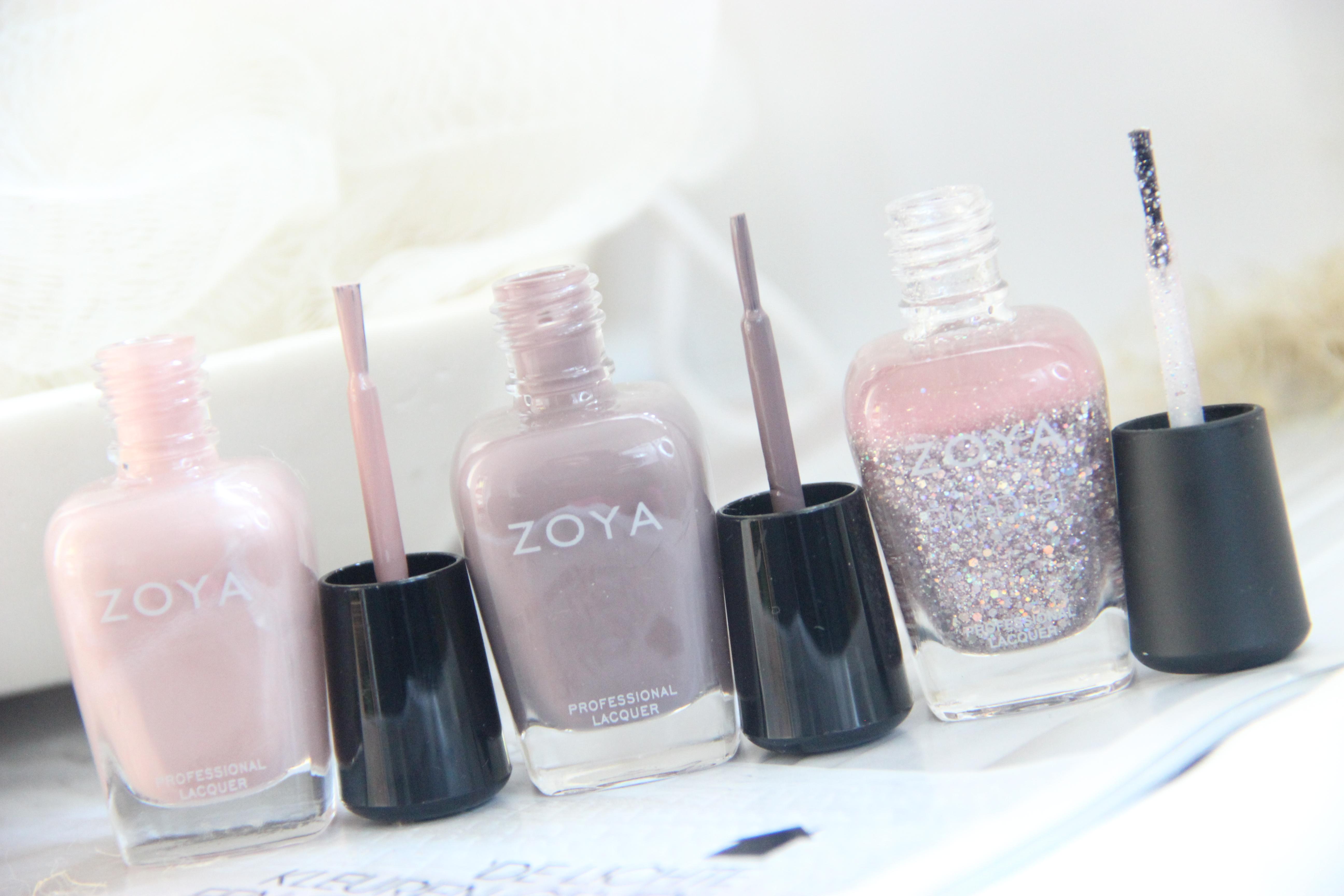Zoya || Lux, Pandora en Jana