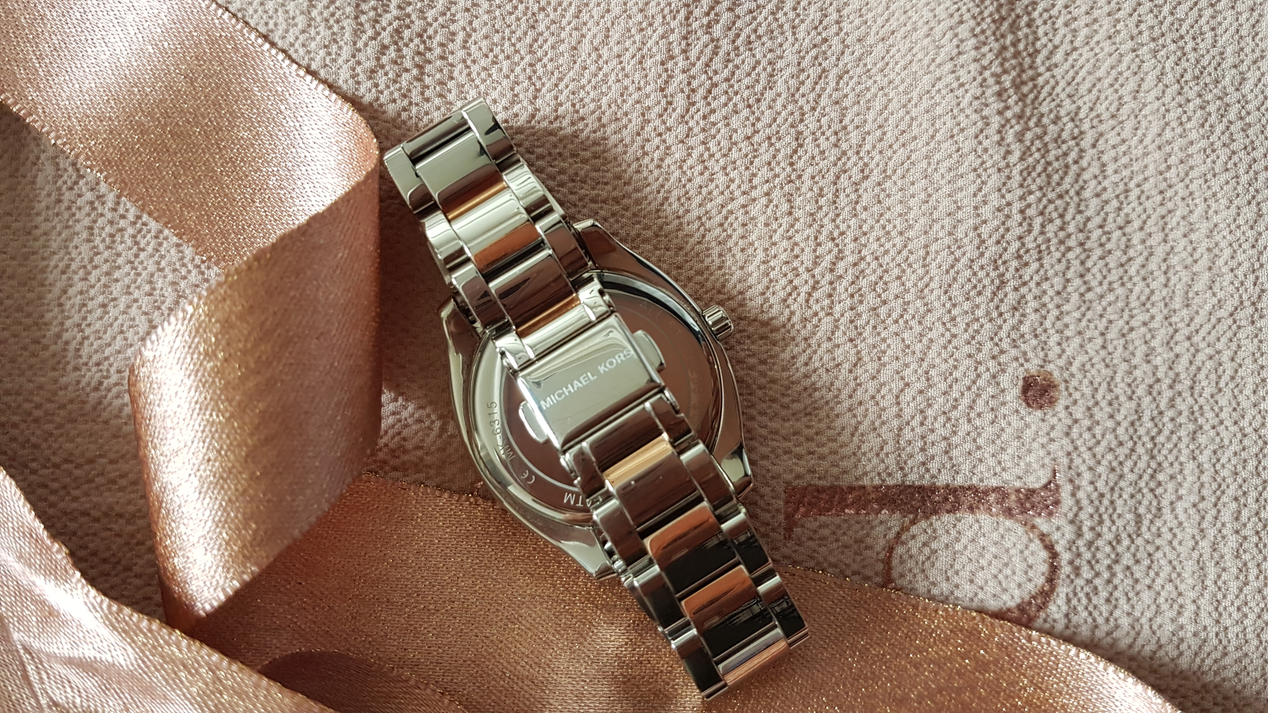 Michael Kors Bicolor Dames horloge