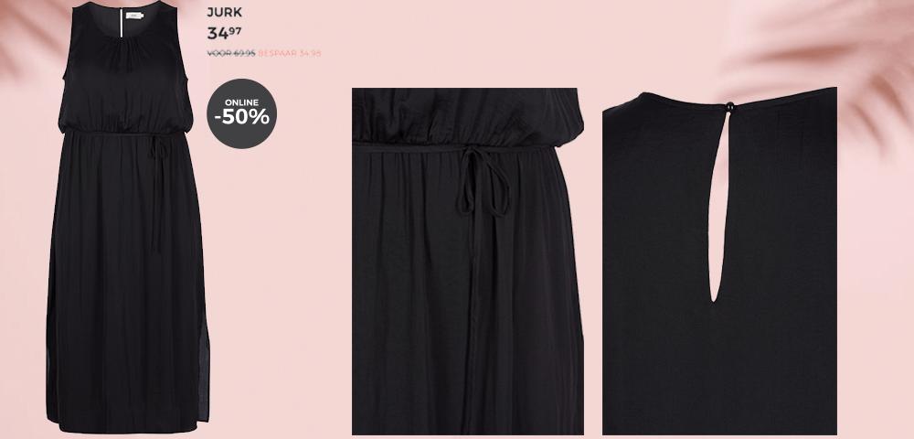 Zizzi Black Dress