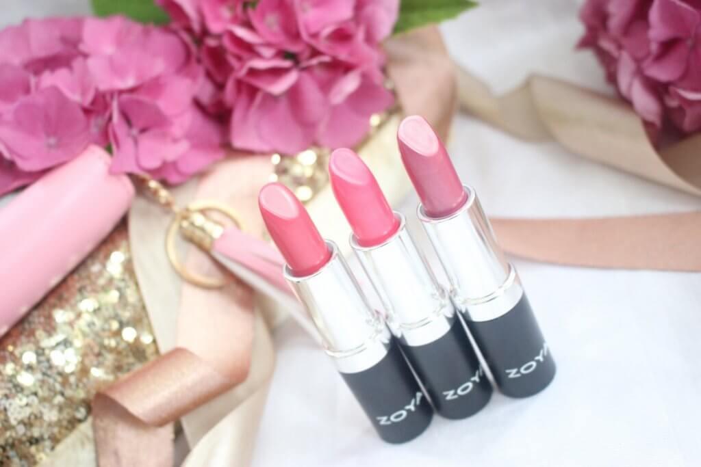 Zoya Wanderlust Summer 2017 Lipstick