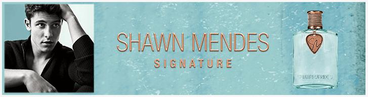 Shawn Mendes Signature