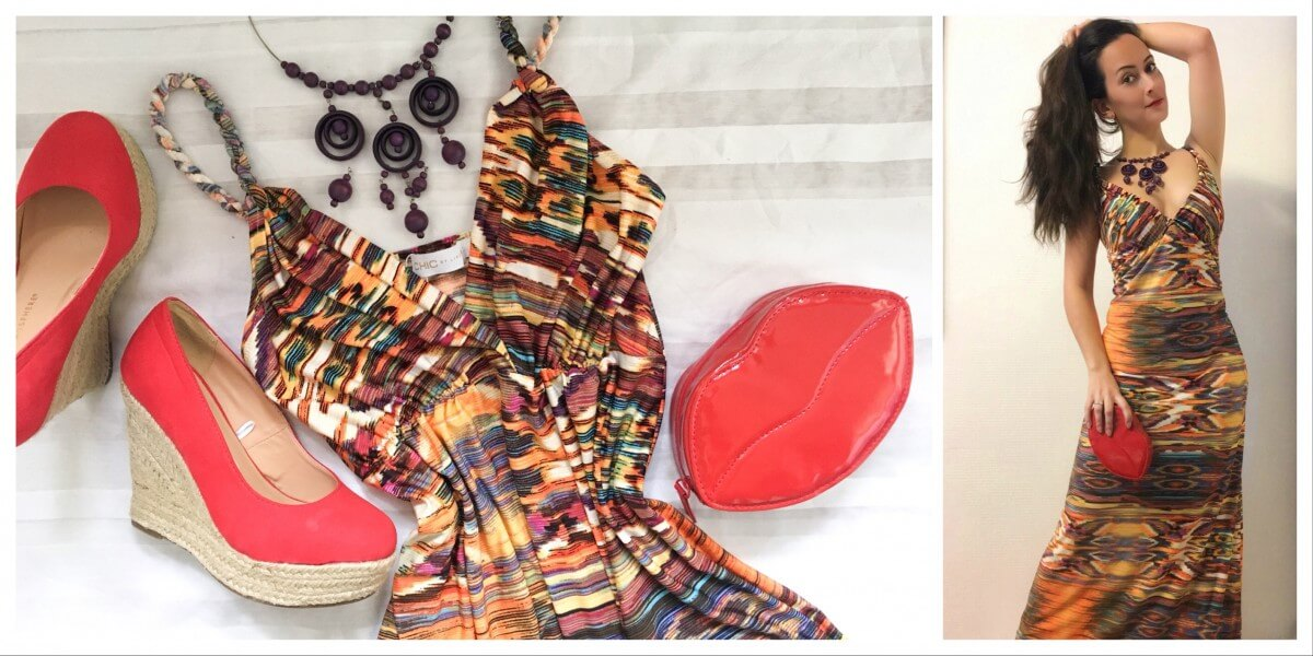 Chique By Lirette.Maxi Dress Van Chic By Lirette Blog Beauty